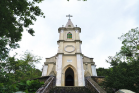 The St. Francis Church on Shangchuan Island, Taizhou, Guangdong